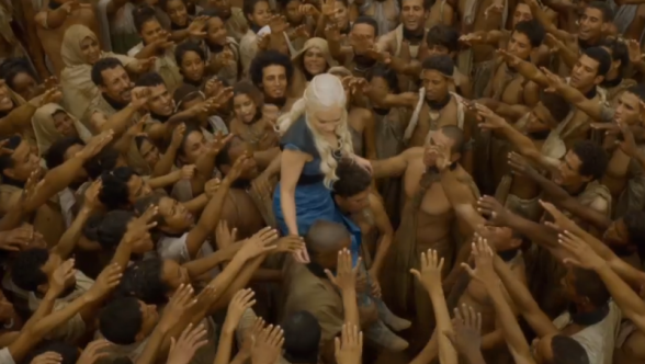Khaleesi Among The Natives