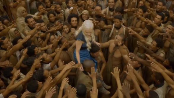 Khaleesi Among The Natives