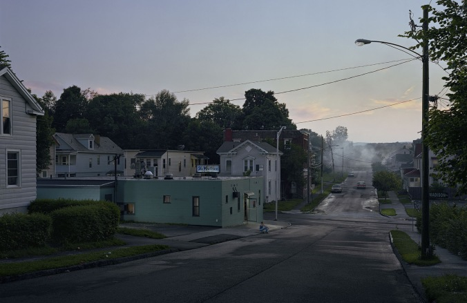 One of Crewdson's photos