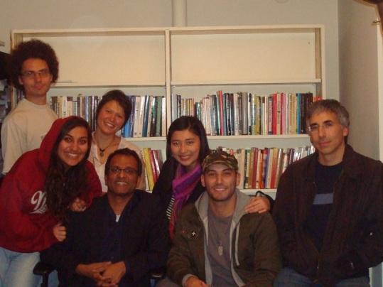 Himadeep Muppidi and Students