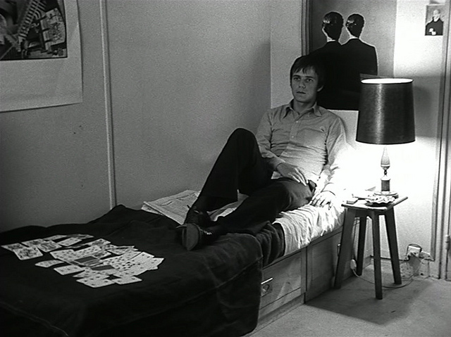 A Man Asleep (1974)