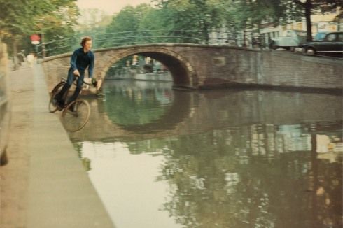 Bas Jan Ader, Fall 2(1970)