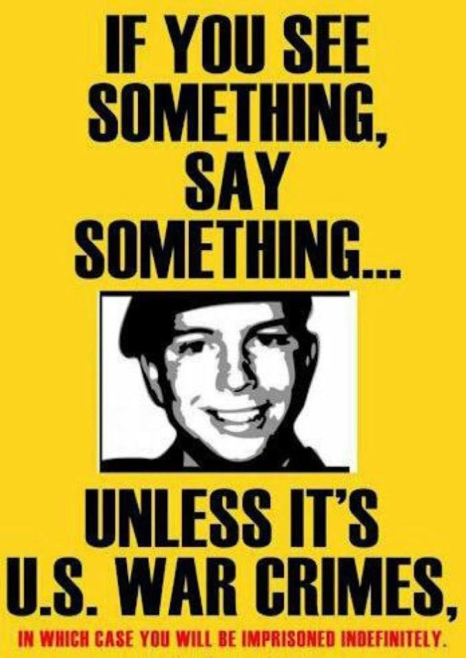 Bradley Manning War Crimes