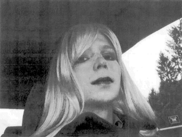 Bradley Manning Trans Wig