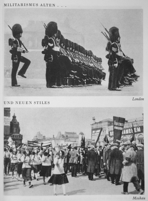 Old and new styles of militarism