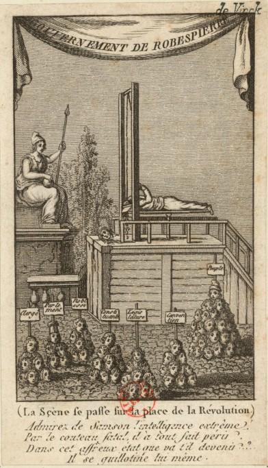 Gouvernement de Robespierre (1794)