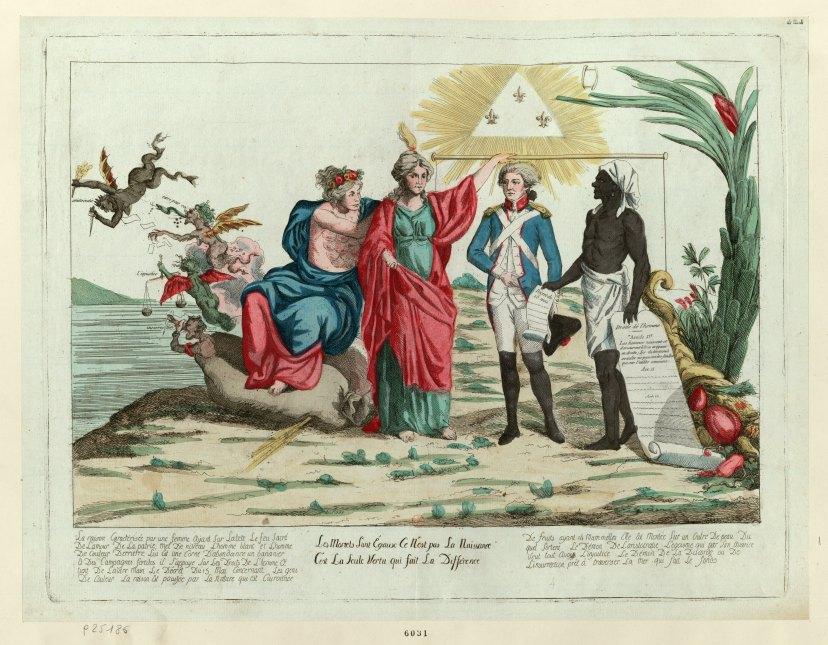 Mortels sont égaux (1794)