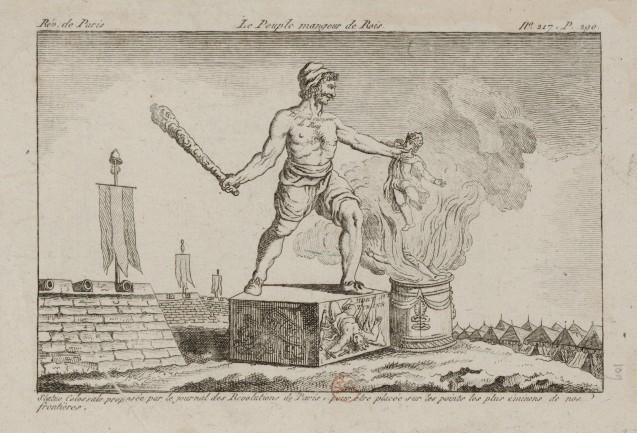 Peuple mangeur de rois (1793)