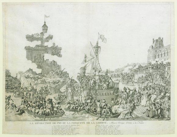 Révolution de 1789 ou la conquete de la liberté (1789)
