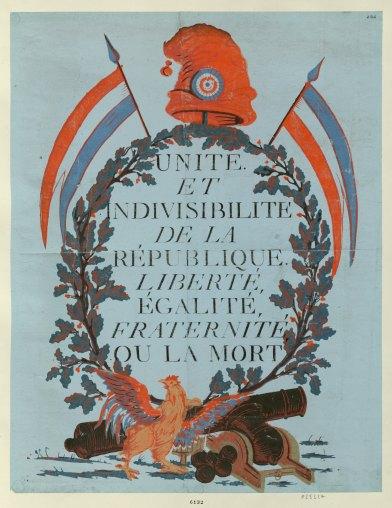 Unité et indivisibilité de la République (1793)
