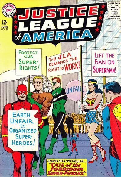 Justice League Super Hero Strike
