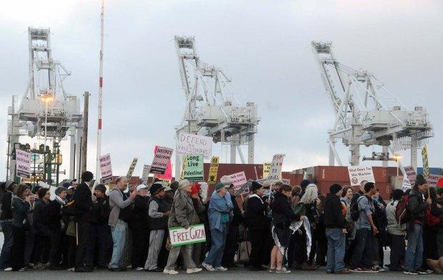 Block the Boat Free Gaza