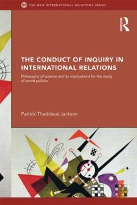 Jackson - Conduct of Inquiry Cover