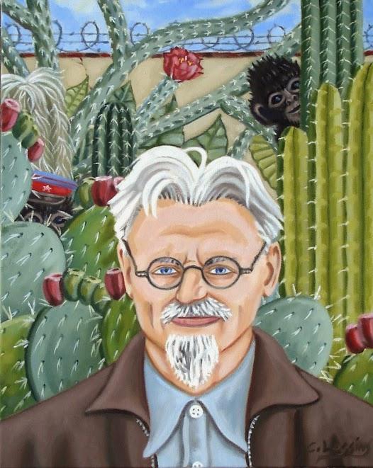 Kahlo Trotsky