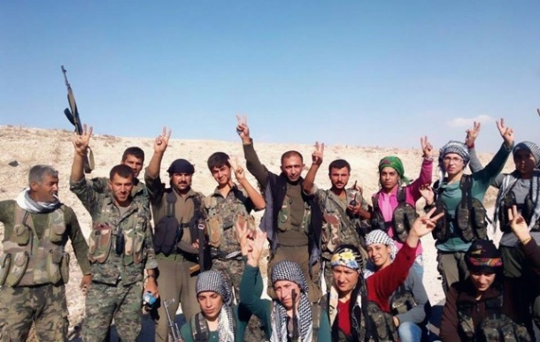 Kobani Fighters