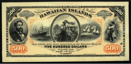 Hawaiian dollars