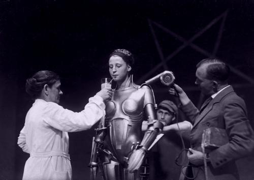 Metropolis Actress Cooling