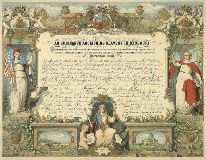 Missouri Emancipation Ordinance