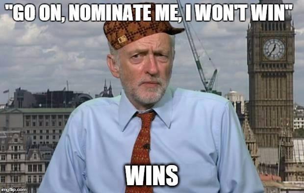 Corbyn LOL