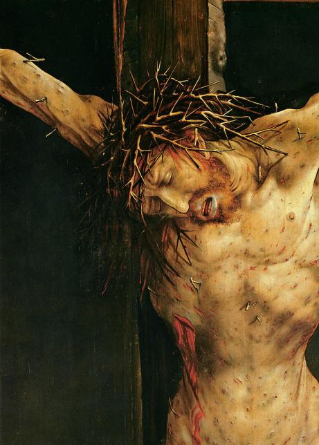 Matthias Grünewald, Christ on the Cross, 1515