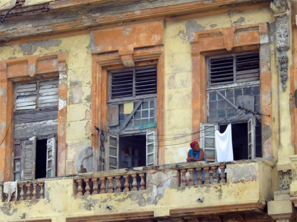 From Cuba - Balcony
