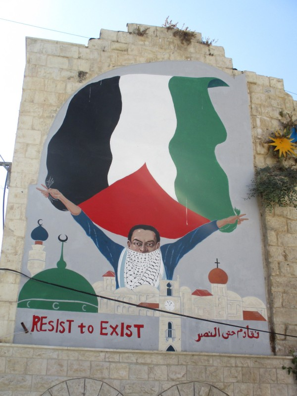 Palestine - Resist to Exist Medium