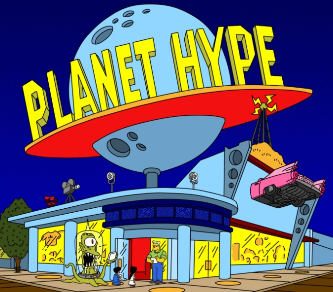 Planet Hyperstition