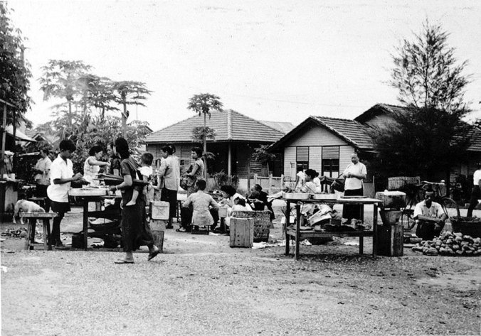Malayan Emergency Village
