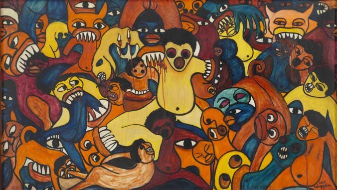 achetee-tate-modern-2014-cette-peinture-sans-titre-malangatana-ngwenya-artiste-mozambique-cotoie-picasso-dali-dans-salle-theme-guerre-civile_3_1400_790