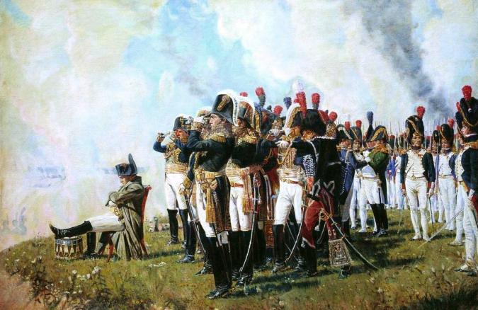 napoleon at borodino