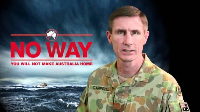 No Way You Will Not Make Australia Home