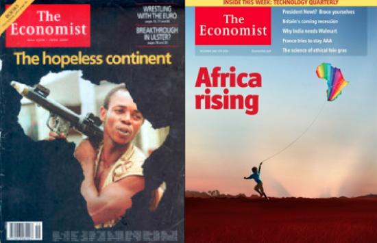 Economist Hopeless Continent
