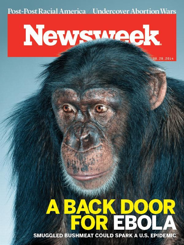 Newsweek Ebola