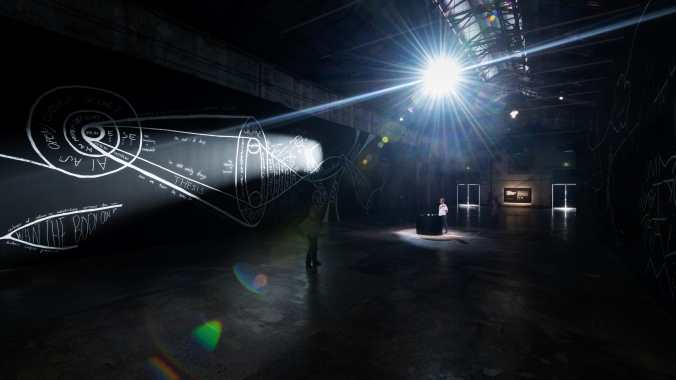 Carriageworks - Giselle Stanborough